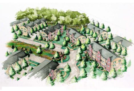 Concord Homes | Concord Commons | Des Plaines, IL | Master Plan