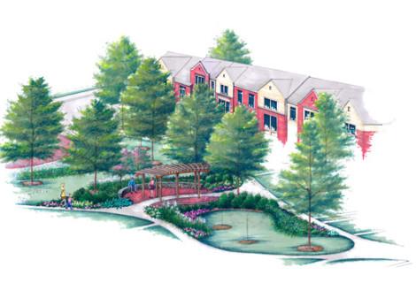 Lexington Homes | Northgate Square | Wheeling, IL | Community Areas