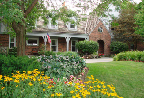 Private Residence | Lake Forest, IL | Master Plan
