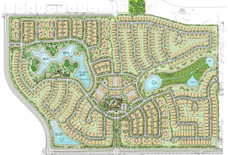 Cambridge Homes | Carillon Club | Naperville, IL | Active Adult Master Development